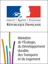 Logo Ministère de l'Ecologie, du Développement Durable, des Transports et du Logement